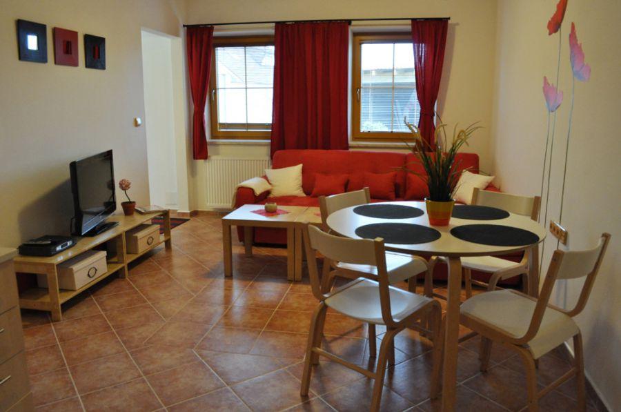 Apartmány Lipno - Frymburk